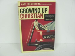 P & R Pub-Growing Up Christian- Used Bible