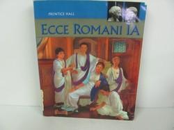Pearson -ECCE ROMANI 09 LEVEL 1A SE 4th Edition Used Latin