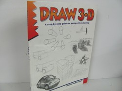 Peel Productions Draw 3D Drawing