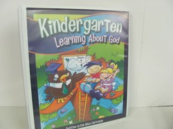 Postive Action Learning About God Used K5