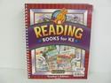 Reading Books for K5 for Christian Schools, Teacher Edition