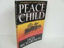 Regal Peace Child Used Bible