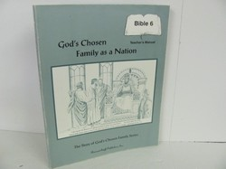 Rod & Staff Bible Used Bible, GRADE 6