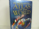 Scholastic Atlas of the World  Used Reference