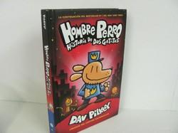 Scholastic HombrePerro Used Spanish