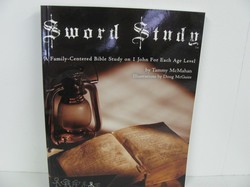 Shelby Kennedy-Sword Study - I John Level 2- Used Bible