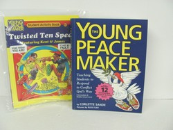 Sheperd Press -The Young Peacemaker-Used Bible