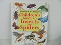 Simon & Schuster Insects & Spiders Used Animals  Insects