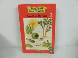 Sing Spell-Level 2: Grand Tour Storybook #2 Used Early Learning