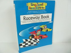 Sing Spell-RACEWAY BOOK, STUDENT EDITION- Used Early Learning