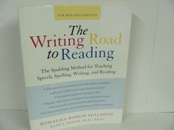 Spalding The Writing Road to Reading Used Early Learning