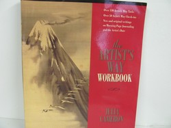 Tarcher The Artist's Way Workbook Art