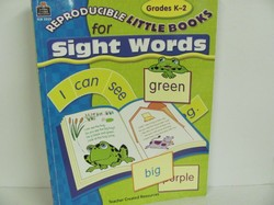 Teacher Created- Sight Words- Used Early Learning