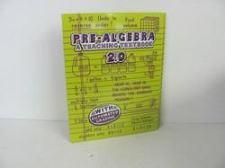 Teaching Textbook PreAlgebra 2.0 CDRom set Used 8th Grade