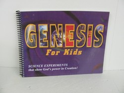 Tommy Nelson Genesis For Kids Used Bible