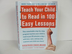 Touchstone Teach Your Child to Read in 100 Easy Lessons Used Early Learning