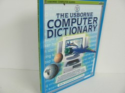 Usborne Computer Dictionary for Beginners Used Computer