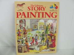 Usborne Story of Painting Art