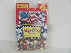 Wee Sing America  Used CD Audio