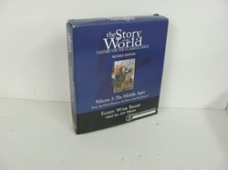 Well Trained Mind Press The Story of the World Used CD Audio