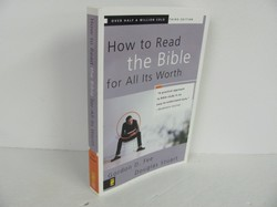 Zondervan How To Read the Bible Used Bible