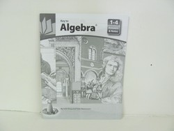 Key to Algebra 1-4 ans and notes New Key Curr Press