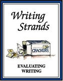 Evaluating Writing (Writing Strands Ser)