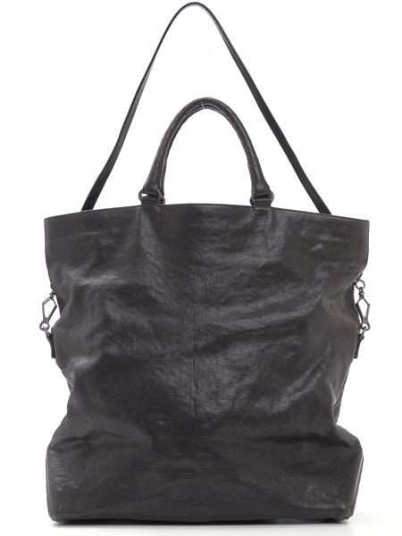 aebd45f68c BOTTEGA-VENETA-Brown-Leather-Foldover-Tote-BAG-Large 1249H.
