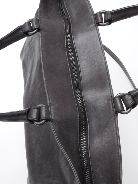 16012f021b BOTTEGA-VENETA-Brown-Leather-Foldover-Tote-BAG-Large 1249M.