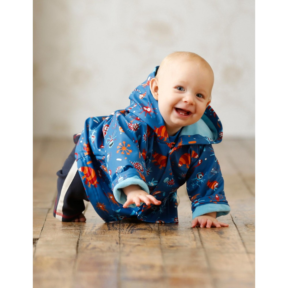 Hatley Lined Raincoat, Microscopic Creatures   Kid ...