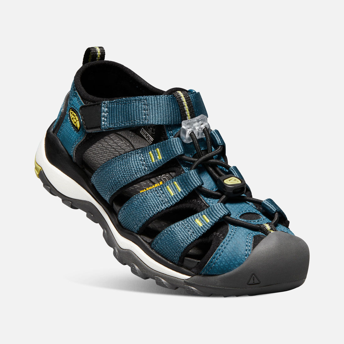 quality design 86a87 04c13 KEEN Newport Neo H2, Legion Blue/Moss (Youth 1-7)