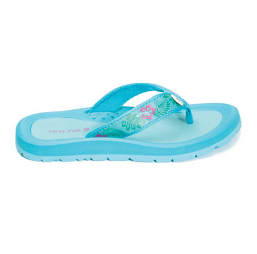 b29ff1e3a0b Rafters-Pacific-Hibiscus-Flip-Flop-Light-Blue-Multi-