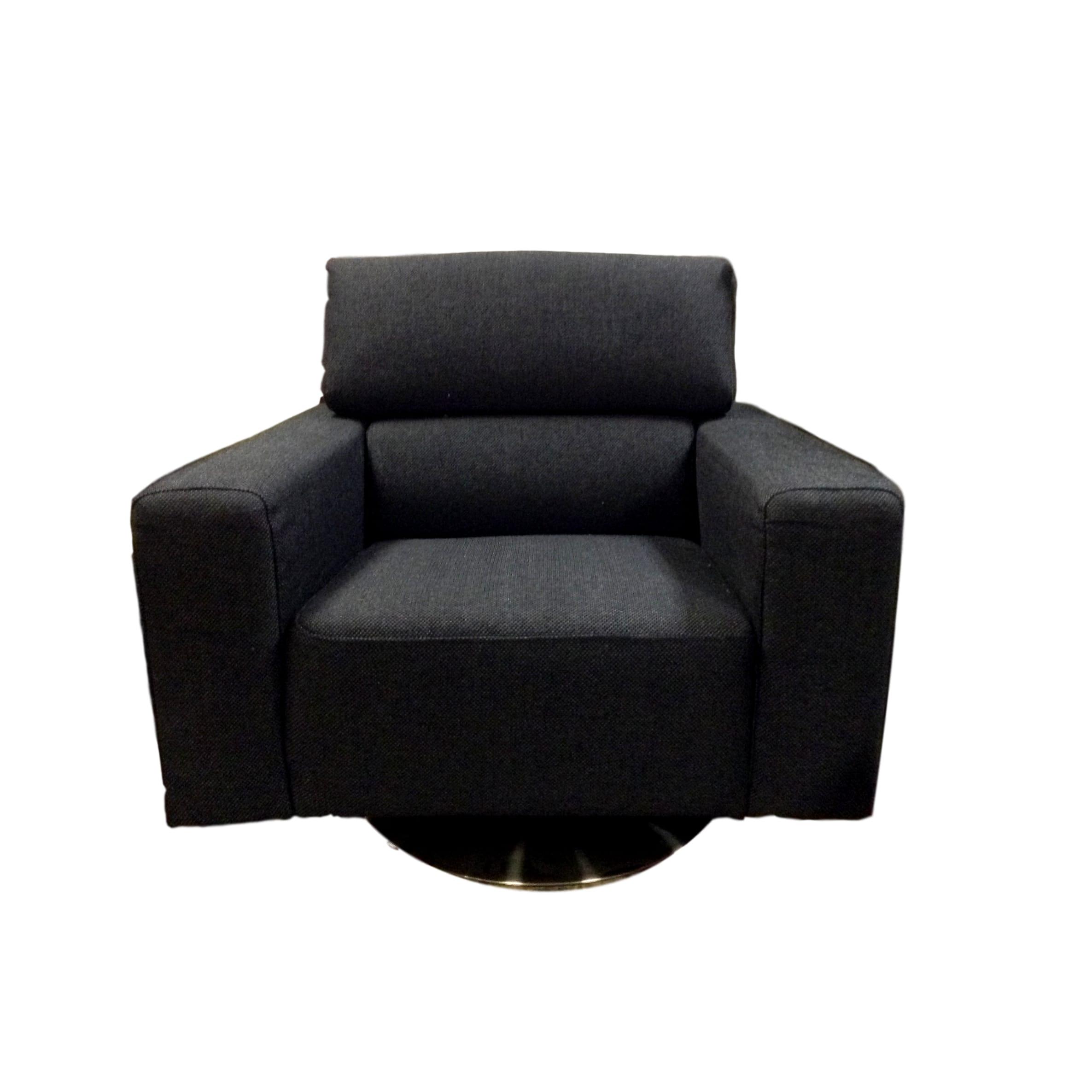 Modern Fabric Swivel Leisure Chair_77344A ...