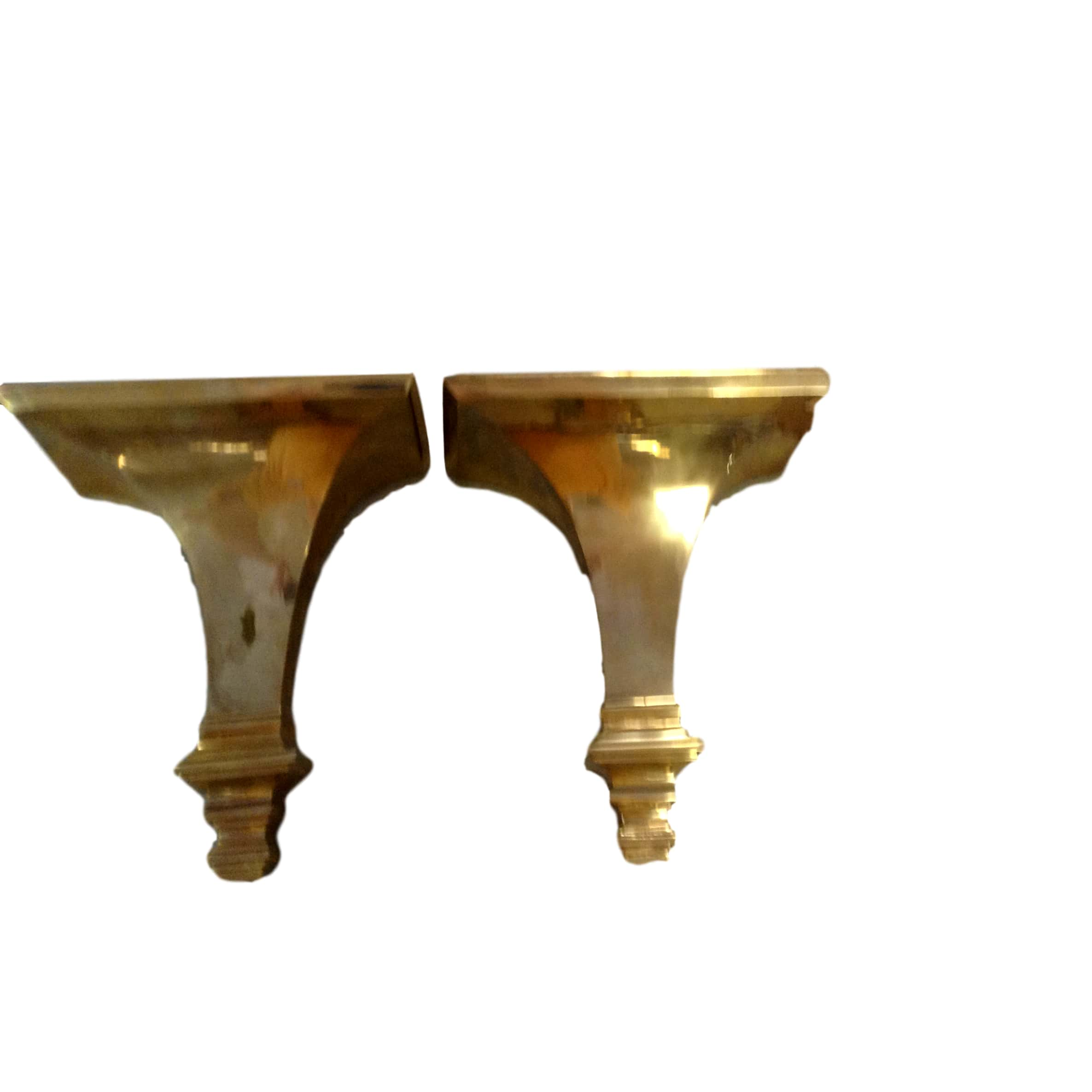 concetta double brass p pair wall sconce antique