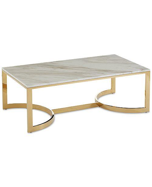 Brilliant Ultra Modern White Marble Coffee Table Inzonedesignstudio Interior Chair Design Inzonedesignstudiocom