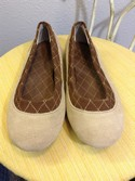 LANDS-END-Ladies-5.5--Tan-Suede-Ballet-Flats-Shoes-GUC-11F_3980938B.jpg