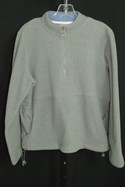 Liz-Claiborne-Size-L-large-womens-Gray-Fleece-warm-cozy-14-Zip-Jacket-3c_3967143A.jpg