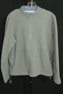 Liz-Claiborne-Size-L-large-womens-Gray-Fleece-warm-cozy-14-Zip-Jacket-3c_3967143B.jpg