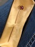 Antique-14k-Yellow-Gold-Garnet-Flower-Claw-Mount-2-58-Stick-Pin_33658B.jpg