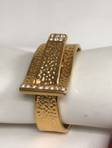 KJL-Hammered-Goldtone-Rhinestone-Hinged-Bangle-Buckle-Bracelet-wpouch_34538B.jpg