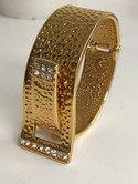 KJL-Hammered-Goldtone-Rhinestone-Hinged-Bangle-Buckle-Bracelet-wpouch_34538C.jpg