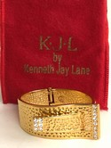 KJL-Hammered-Goldtone-Rhinestone-Hinged-Bangle-Buckle-Bracelet-wpouch_34538G.jpg