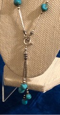 Liquid-Sterling-Silver-Toggle-Necklace-w-Turquoise-Dangles-Necklace_37460D.jpg