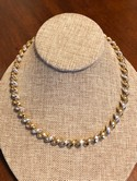 Milor-Italy-Diamond-Cut-Sterling-Silver-Two-Tone-San-Marco-Macaroni-Necklace_37992C.jpg