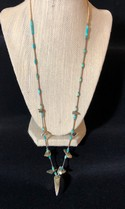 Native-Southwest-Beaded-Sterling-Turquoise-Shell-Unusual-Pendant-Necklace_34730A.jpg