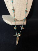 Native-Southwest-Beaded-Sterling-Turquoise-Shell-Unusual-Pendant-Necklace_34730D.jpg