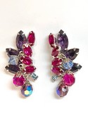 Stunning-Hobe-Goldtone-Purple-Pink-Rhinestone-Clip-Earrings-w-crystal-dangles._33399A.jpg
