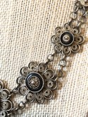 Unusual-Turkish-Silver-Filigree-Inlaid-Ebony-Floral-Link-Necklace_34831D.jpg