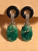 Vintage-Kenneth-Lane-Art-Deco-Drop-Clip-Earrings---Faux-Jadel-Onyx--Rhinestone_37715A.jpg