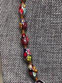 Vintage-Venetian-Murano-Millefiori-Art-Glass-Bead-Necklace---Earrings-SET_32759D.jpg